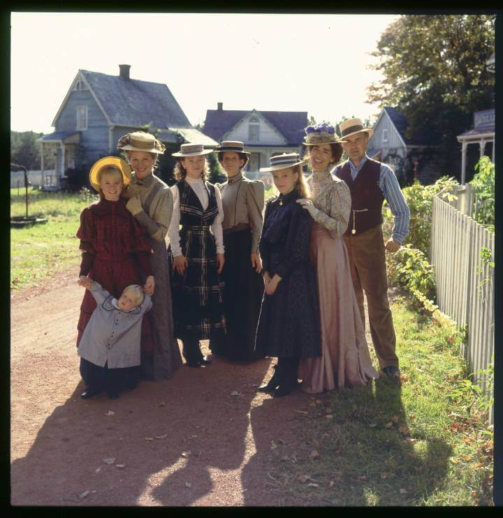 The King Family in Road to Avonlea; Kevin Sullivan interview discusses the 30th anniversary
