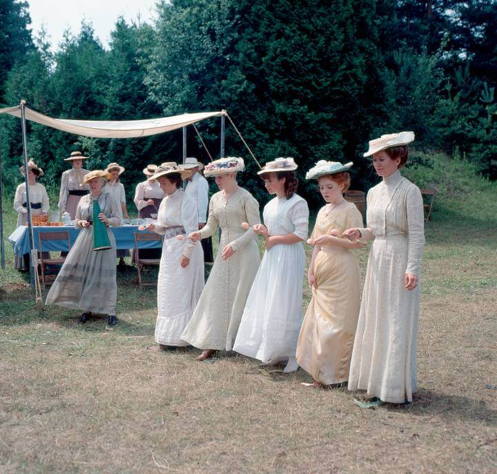 The women of Avonlea; Kevin Sullivan interview