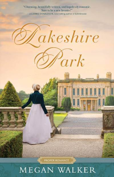 Lakeshire Park by Megan Walker book cover