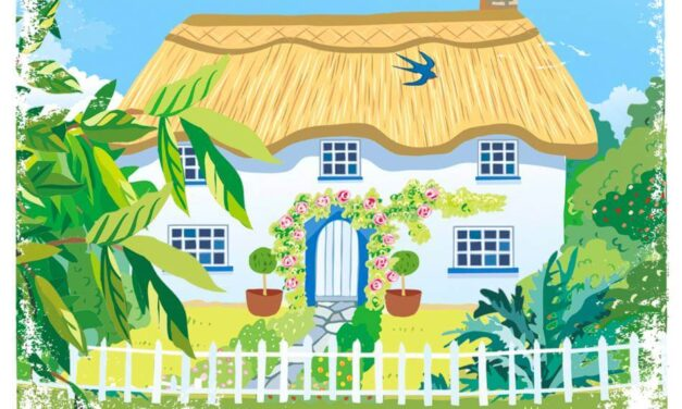 Rose Cottage by Mary Stewart: A Gentle and Magical Farewell