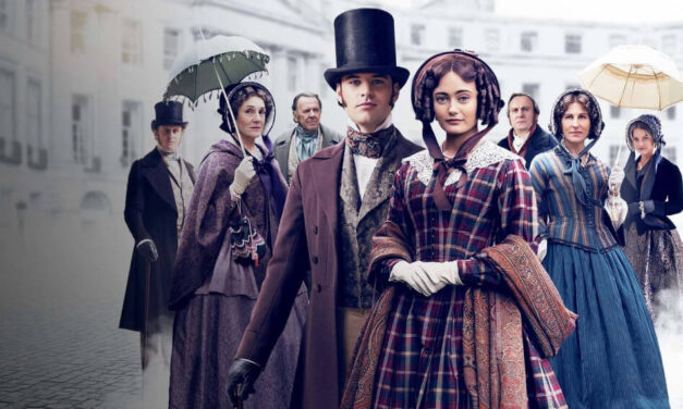 'Belgravia' – An Edgier Period Drama from Julian Fellowes: Featured Image Picture
