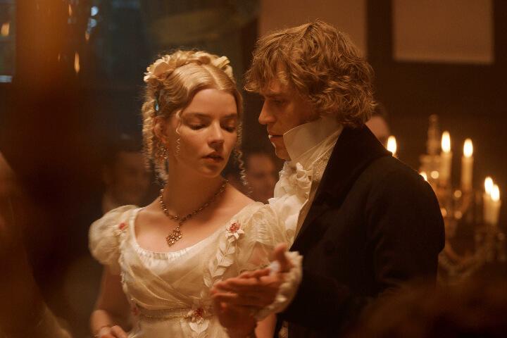Emma and Mr. Knightley Dance