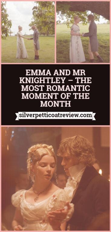 Dance between Emma and George Knightley