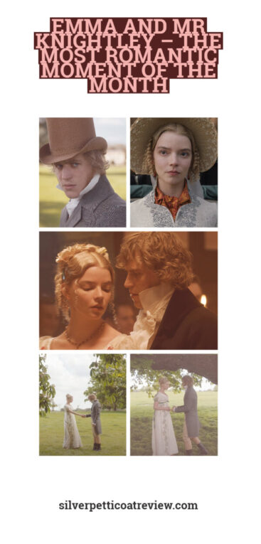 Emma and Mr Knightley Pinterest Image