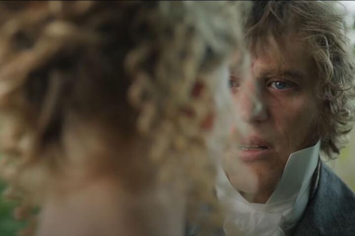 Mr Knightley proposal scene.