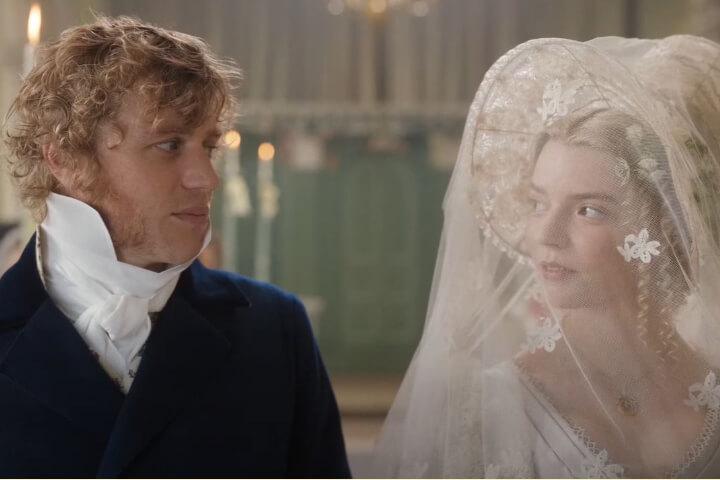 Emma 2020 marriage scene.