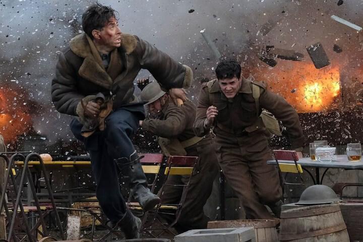 World on Fire Battle Scene