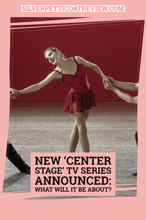New 'Center Stage' TV Series Announced: What Will It Be About? (Pinterest Graphic)