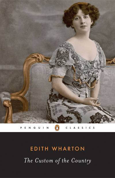 The Custom of the Country book cover