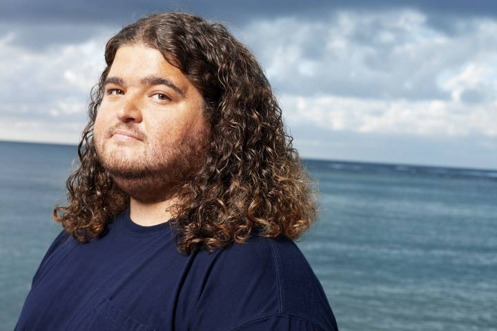 Hurley in Lost; optimistic characters