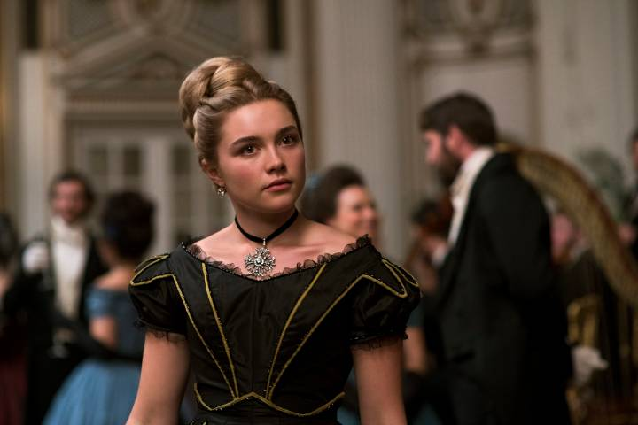 Florence Pugh in Little Women