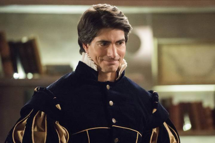Ray Palmer in Legends of Tomorrow; optimistic characters