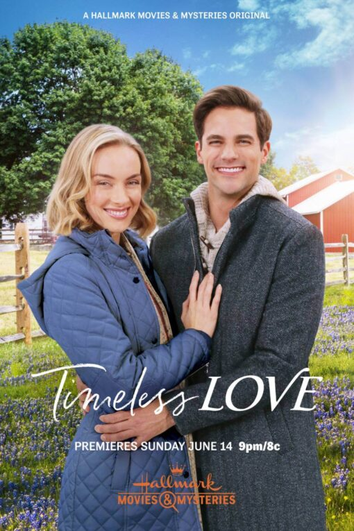 Timeless Love poster; new hallmark movies in June