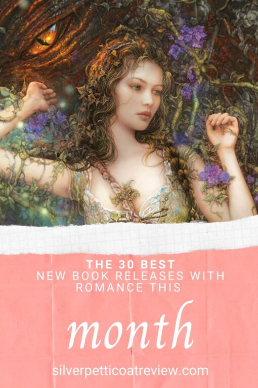 Pinterest Image for The 30 Best New Book Releases with Romance This Month