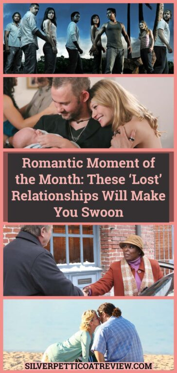 Romantic Moment of the Month: These 'Lost' Relationships Will Make You Swoon: Pinterest Image