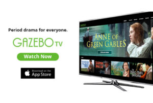 gazebo tv promo image with anne of green gables