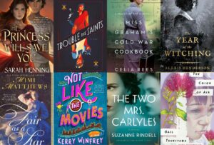 Top Ten Best New Books July 2020 Featured Image