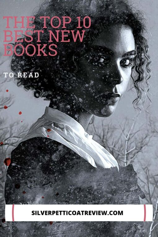 The Top 10 Best New Books This July Pinterest Image of The Year of the Witching