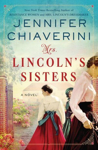 Mrs. Lincoln's Sisters Book Cover