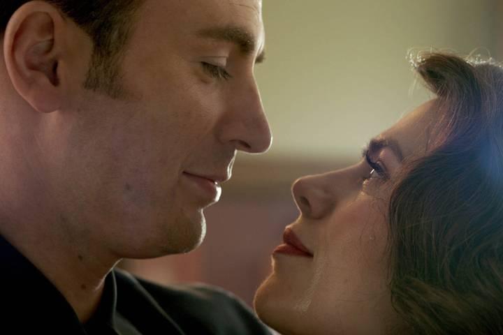 Steve and Peggy dance in Avengers: Endgame
