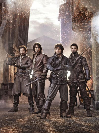 The musketeers photo