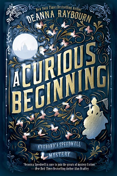 A Curious Beginning book cover (mini book reviews)