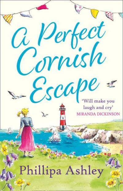 A Perfect Cornish Escape Cover