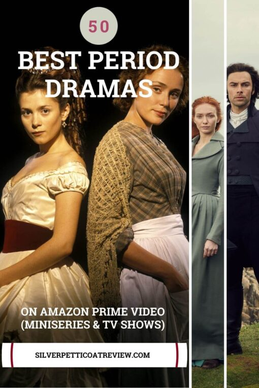 The 50 Best Period Dramas On Amazon Prime Miniseries And Tv Shows 2020