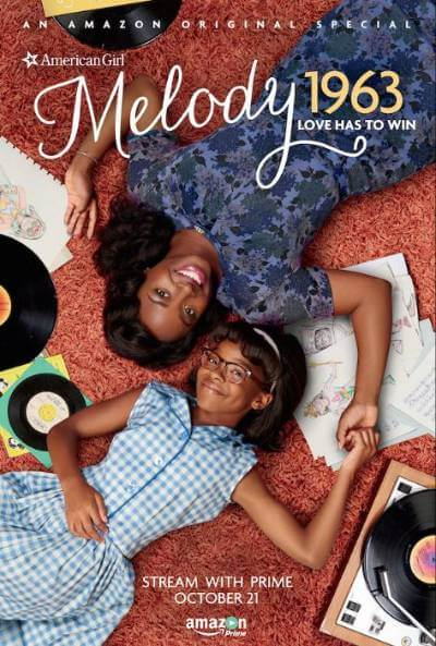 American Girl: Melody 1963 poster
