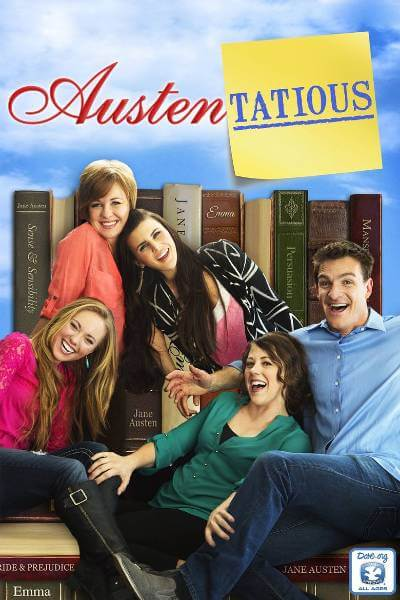 Austentatious poster; where to watch jane austen movies