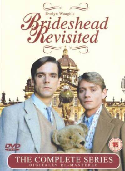 Brideshead Revisited poster (best period dramas on Amazon Prime)