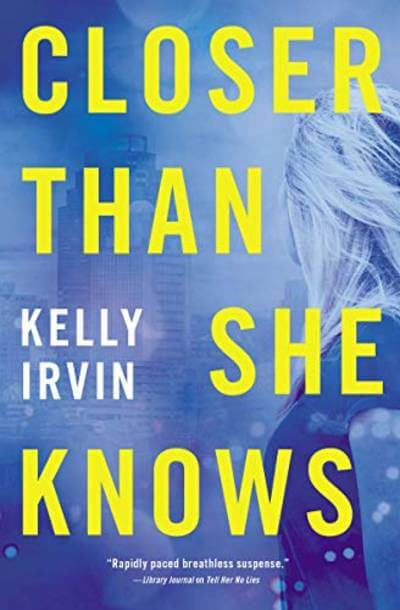 Closer Than She Knows Book Cover