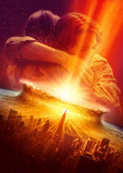 Elijah Wood in Deep Impact; romantic 4th of July movies