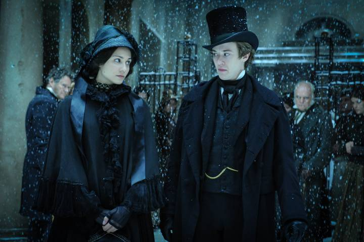 Dickensian promotional image (best period dramas on amazon prime)