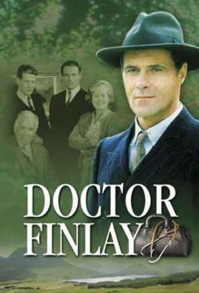 Doctor Finlay poster; period dramas on amazon prime
