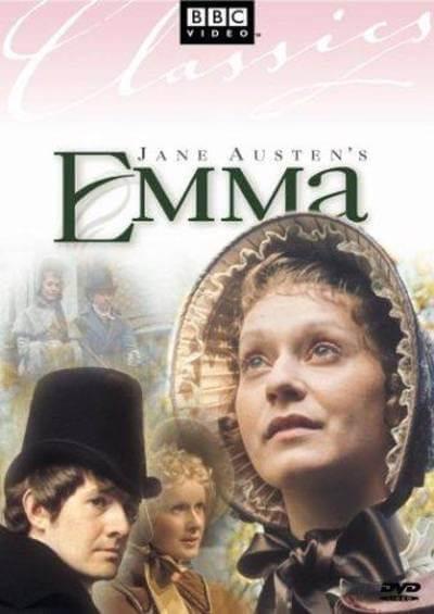 Emma 1972 image; where to watch jane austen movies