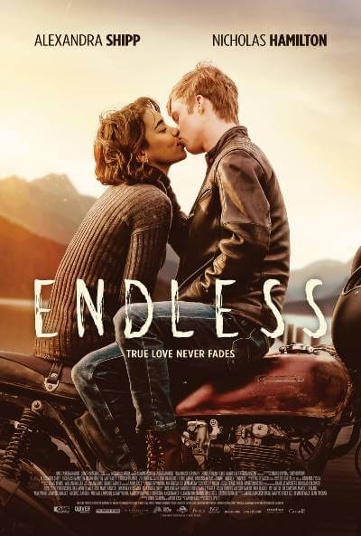 Endless movie poster; best new movies and shows in August 2020