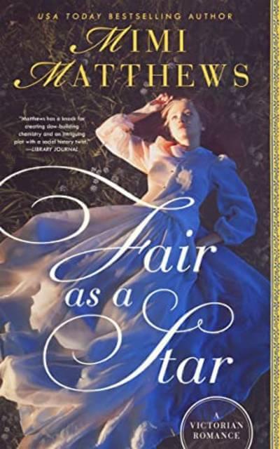 Fair as a Star Book Cover