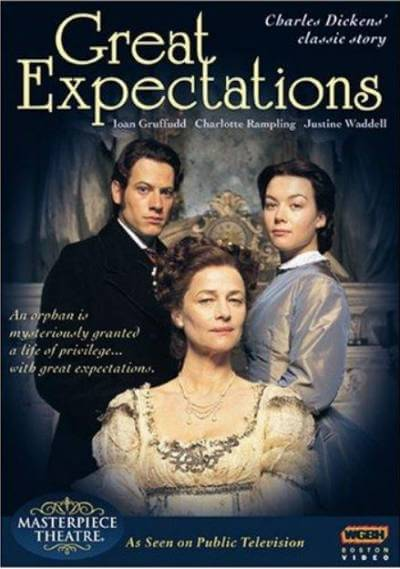 Great Expectations 1999 (best period dramas on amazon prime)