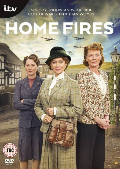 Home Fires poster (best period dramas on amazon prime)
