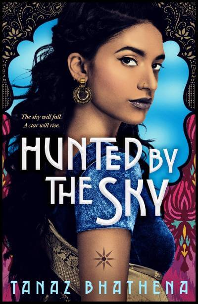 Hunted by the Sky Book Cover
