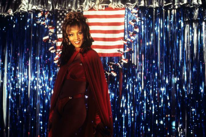 Independence Day promo photo with Vivica A Fox; 4th of July movies