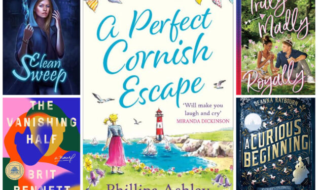 July Mini Book Reviews: 'A Perfect Cornish Escape' and More