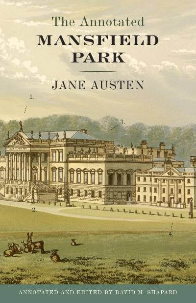 Mansfield Park Book Cover