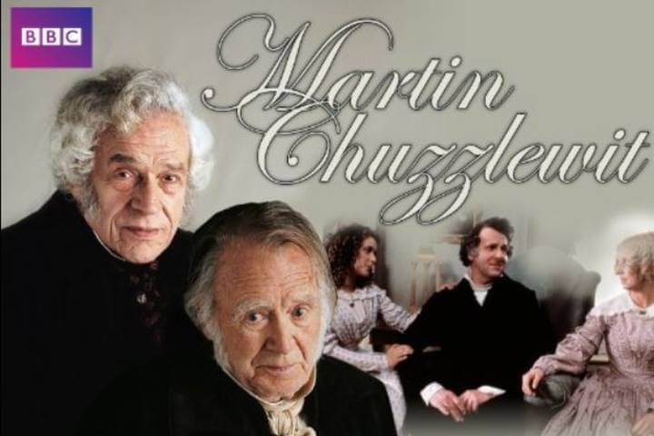 Martin Chuzzlewit (best period dramas on amazon prime)