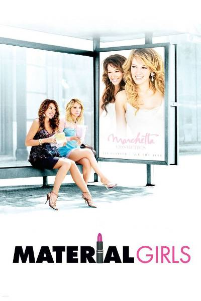 Materials Girls; jane austen movies