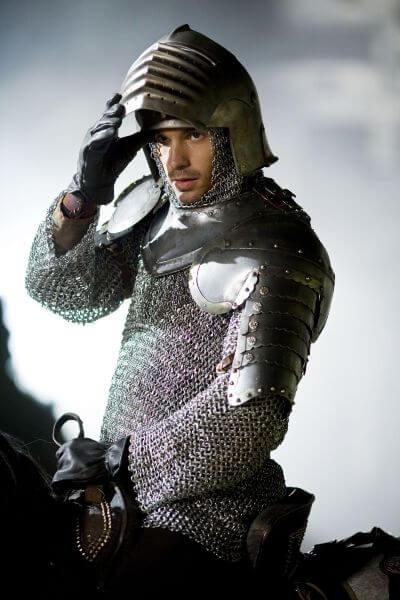 Lancelot in Merlin TV show; period dramas on amazon prime video