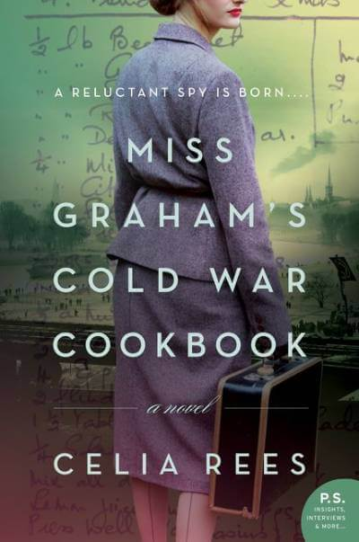 Miss Graham's Cold War Cookbook Book Cover