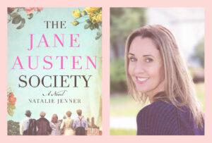 natalie jenner author of The Jane Austen Society