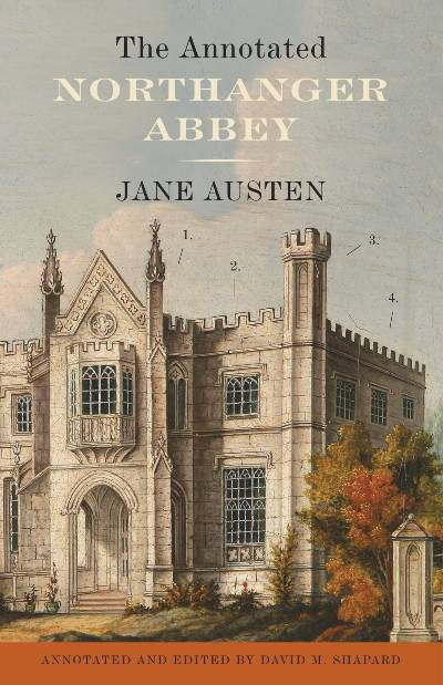 northanger abbey book cover